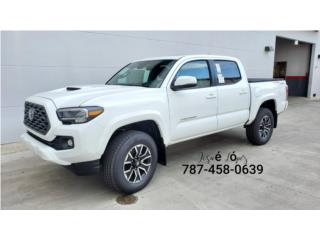 2020 TOYOTA TACOMA TRD SPORT 4x4 - Cemento , Toyota Puerto Rico