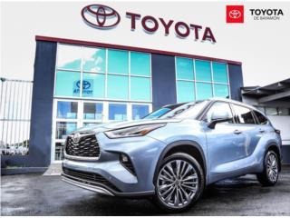 Toyota, Highlander 2020, Yaris Puerto Rico