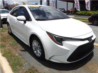 Toyota, Corolla 2020, Yaris Puerto Rico