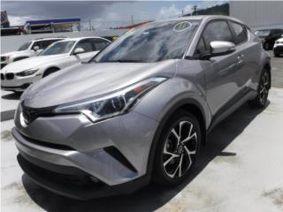 CH-R 2019 UNICA EQUIPADA COMPLETA AHORRA , Toyota Puerto Rico