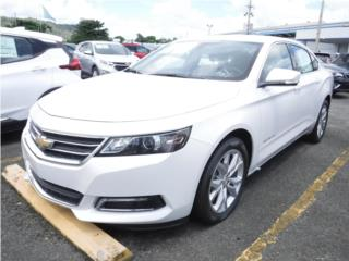 Chevrolet, Impala 2020, Corvette Puerto Rico