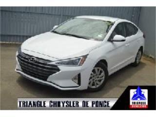 Hyundai, Elantra 2020, Infiniti Puerto Rico
