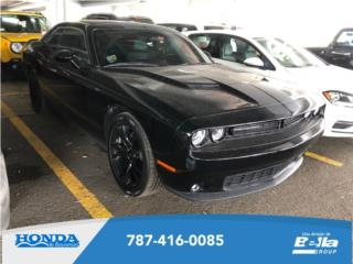 Dodge, Challenger 2017, Challenger Puerto Rico