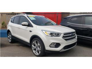 Ford, EcoSport 2017  Puerto Rico