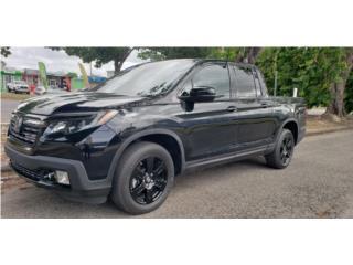 Honda, Ridgeline 2017, Ridgeline Puerto Rico