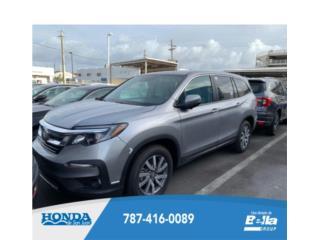 2016 HONDA PILOT , Honda Puerto Rico