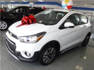 Chevrolet, Spark 2020, Equinox Puerto Rico