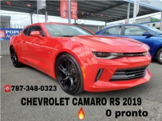 Chevrolet, Camaro 2019, Equinox Puerto Rico