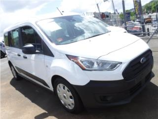 Ford Puerto Rico Ford, Transit Connect 2019