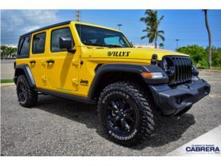Cabrera Jeep Puerto Rico
