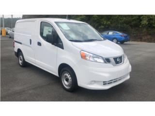 Nissan, NV de Carga 2020, Frontier Puerto Rico