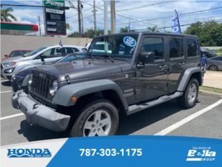 Jeep, Wrangler 2017, Renegade Puerto Rico