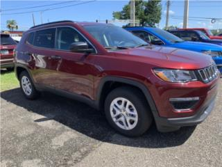 Jeep Puerto Rico Jeep, Compass 2020