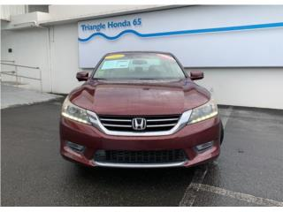 Honda Puerto Rico Honda, Accord 2013