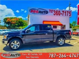 Ford, F-150 2018, F-150 Puerto Rico