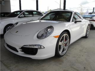 Porsche Puerto Rico Porsche, Porsche 911 2013