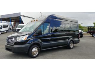 FORD TRANSIT MEDIUM ROOF RAMPA ELECTRICA 2018 , Ford Puerto Rico
