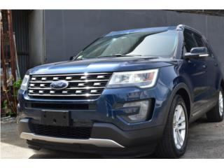 Ford, Explorer 2016  Puerto Rico
