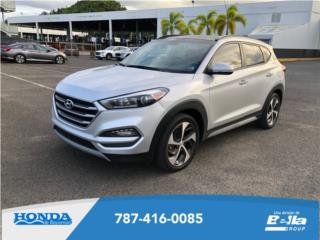 Hyundai, Tucson 2018  Puerto Rico