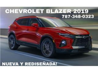 Chevrolet, Blazer 2019, Hyundai Puerto Rico