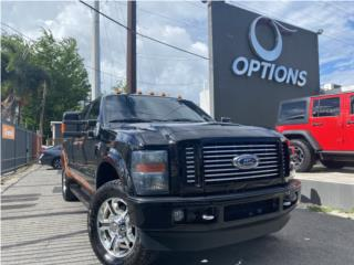 Ford, F-250 Pick Up 2008, E-250 Van Puerto Rico