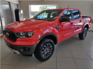 2019 FORD RANGER LARIAT SUPERCREW 4X2 , Ford Puerto Rico