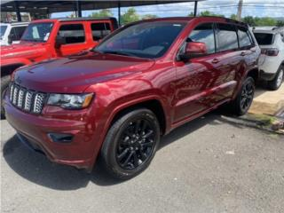 2017 Jeep Grand Cherokee Trailhawk, T7776537 , Jeep Puerto Rico