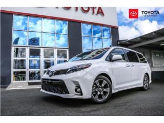 Toyota Puerto Rico Toyota, Sienna 2020
