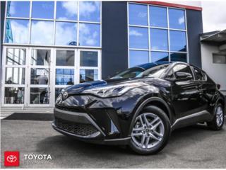 Toyota, C-HR 2020, Sienna Puerto Rico