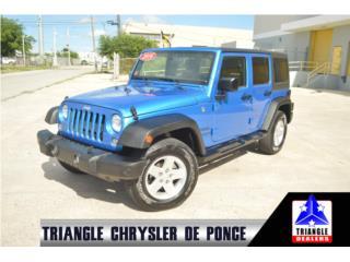 JEEP WRANGLER 2014 , Jeep Puerto Rico
