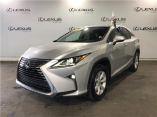 Lexus, Lexus RX 2017, Lexus RX Puerto Rico
