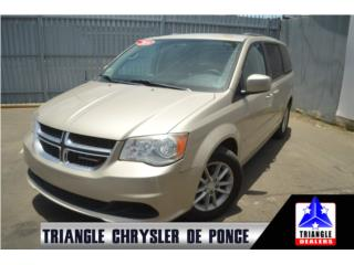 Dodge, Grand Caravan 2014, Charger Puerto Rico