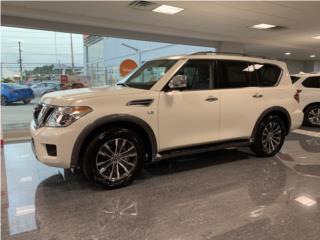 Nissan, Armada 2020, Subaru Puerto Rico