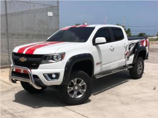 Chevrolet, Colorado 2016  Puerto Rico