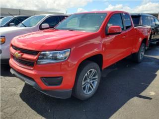 Chevrolet, Colorado 2019  Puerto Rico