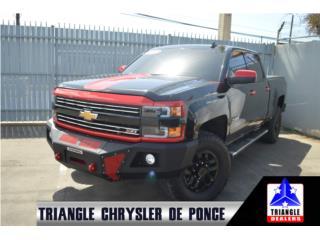 Chevrolet Puerto Rico Chevrolet, Silverado 2016