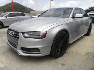 Audi, Audi S4 2013, Ford Puerto Rico