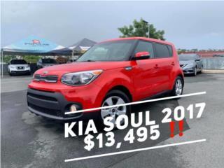 Kia, Soul 2017, BMW Puerto Rico