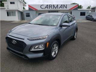 Hyundai, Kona 2020, GMC Puerto Rico