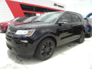 Ford, Explorer 2018  Puerto Rico