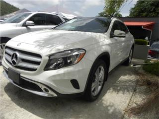 Mercedes Benz, GLA 2017, Scion Puerto Rico