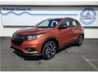 Honda, HRV 2020, Civic Puerto Rico