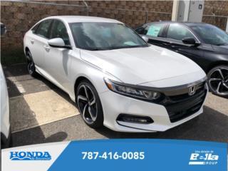 Honda, Accord 2020  Puerto Rico