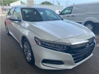 Honda, Accord 2019, Volkswagen Puerto Rico