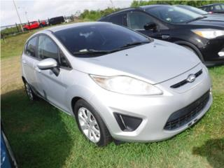Ford Puerto Rico Ford, Fiesta 2011