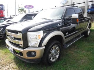 Ford, F-250 Pick Up 2011  Puerto Rico