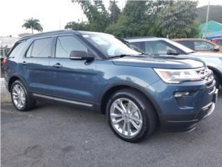 Ford, Explorer 2019, Transit Connect Puerto Rico