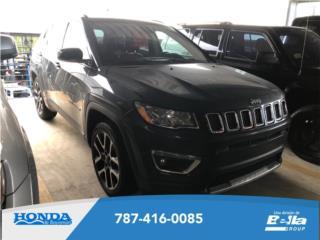 Jeep Puerto Rico Jeep, Compass 2018