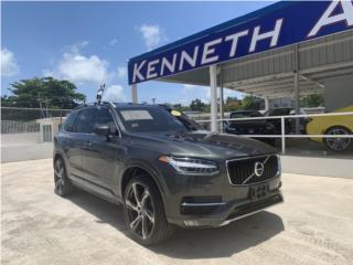 Volvo, Volvo XC90 2018, Fiat Puerto Rico
