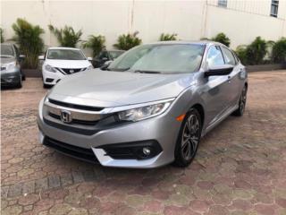 Honda Puerto Rico Honda, Civic 2016
